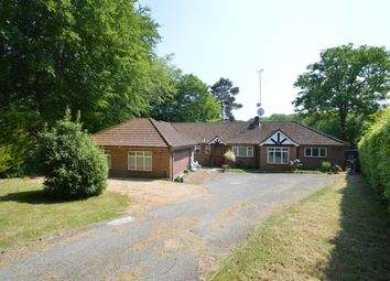 Thumbnail 4 bed bungalow for sale in St. Johns Road, Hazlemere, High Wycombe