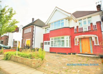 Thumbnail 5 bed detached house for sale in Highfield Gardens, Golders Green