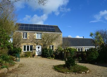 Thumbnail 4 bedroom detached house for sale in Boswinger, Nr Gorran Haven, St Austell, Cornwall
