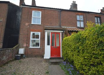 Thumbnail 2 bed end terrace house for sale in Lawson Road, Norwich