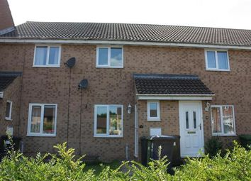 Thumbnail 2 bedroom terraced house to rent in Dart Close, St. Ives, Huntingdon