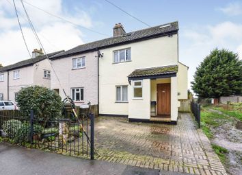 4 bed semi-detached house for sale in Mill Lane, High Ongar, Ongar CM5