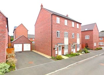 Thumbnail 4 bed town house to rent in Pipistrelle Drive, Market Bosworth