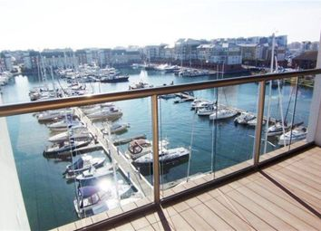 Thumbnail 3 bed flat to rent in Flat Harbour Club Apartments, 1 Harbour Quay, Eastbourne, East Sussex