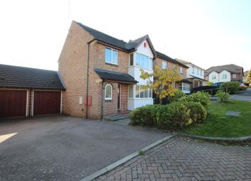 Thumbnail 3 bed detached house to rent in Chaldon Close, Redhill
