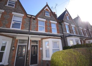 Thumbnail 6 bed terraced house to rent in Waverley Road, Reading