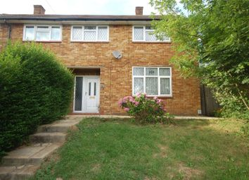 Thumbnail 3 bedroom semi-detached house for sale in Redruth Walk, Harold Hill, Essex