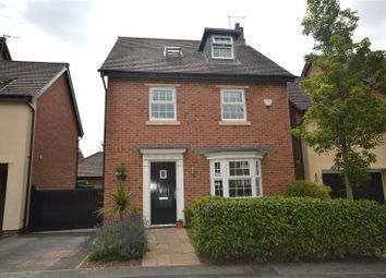 Thumbnail 4 bed detached house for sale in Brandon Close, Shadwell, Leeds