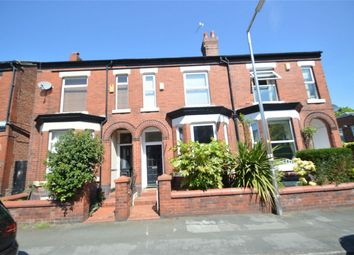 Thumbnail 3 bed terraced house for sale in Winifred Road, Davenport, Stockport, Cheshire