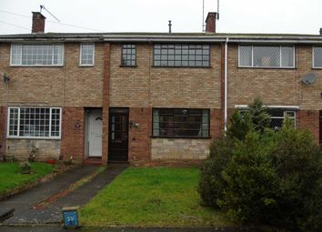 Thumbnail 3 bed town house to rent in Rufford Road, Stourbridge