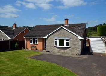 Thumbnail 3 bed detached bungalow for sale in Pillowell Road, Whitecroft, Lydney