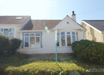 Thumbnail 2 bed semi-detached bungalow to rent in Elm Park, Paignton