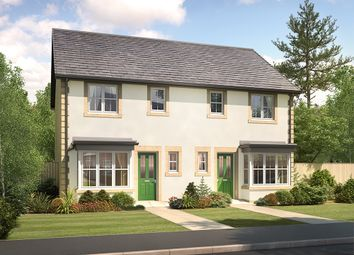 "Thumbnail 3 bed semi-detached house for sale in ""Kingston"" at Ascot Way, Carlisle"