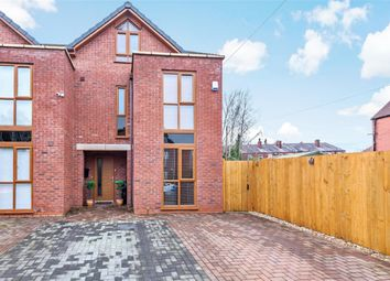 Thumbnail 4 bedroom town house to rent in Stanley Road, Worsley, Manchester