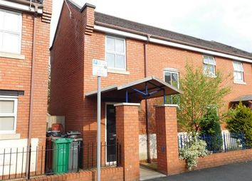 Thumbnail 3 bedroom semi-detached house for sale in Peregrine Street, Hulme, Manchester