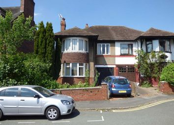 Thumbnail 3 bedroom semi-detached house for sale in Grosvenor Road, Newcastle-Under-Lyme