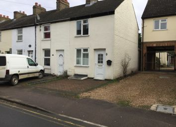 Thumbnail 2 bedroom end terrace house to rent in Rose Lane, Biggleswade