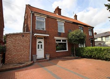 Thumbnail 3 bed semi-detached house for sale in Hawkins Avenue, Great Yarmouth