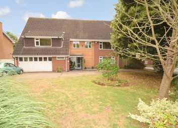 Thumbnail 5 bed detached house for sale in Groveside Crescent, Clifton Village, Nottingham