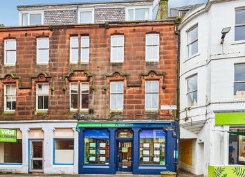 1 bed flat for sale in Queensberry Street, Dumfries, Dumfries And Galloway DG1