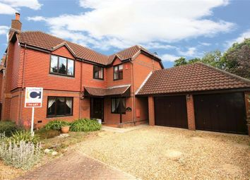 Thumbnail 4 bed detached house to rent in Verdi Close, Old Farm Park, Milton Keynes