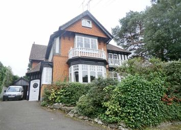 Thumbnail 2 bedroom flat for sale in Meyrick Park Crescent, Bournemouth, Dorset