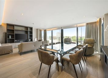 Thumbnail 3 bed flat for sale in Merano Residences, London