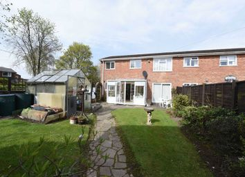 Thumbnail 3 bed end terrace house for sale in Longcroft Road, Kingsclere, Newbury