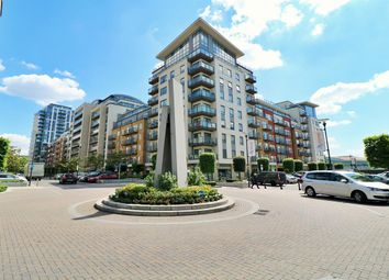 Thumbnail Studio to rent in Flat, Constantine House, Boulevard Drive, London