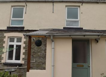 Thumbnail 2 bed terraced house for sale in Somerset Street, Abertillery NP131Dp