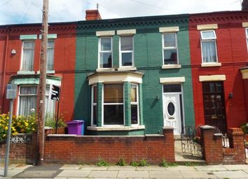 Thumbnail 3 bed terraced house for sale in Alton Road, Liverpool, Merseyside
