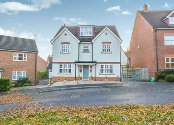 Thumbnail 5 bedroom detached house for sale in Montgomery Road, Enham Alamein, Andover