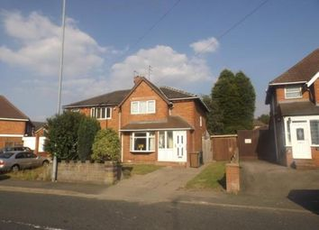 Thumbnail 3 bed semi-detached house for sale in Alumwell Road, Walsall, .