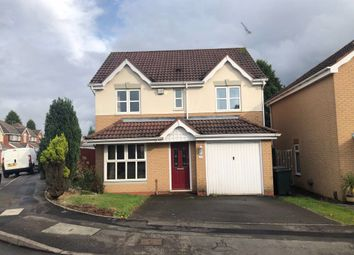 Thumbnail 4 bed detached house to rent in Crown Green, Holbrooks, Coventry