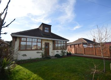Thumbnail 2 bed detached bungalow for sale in Manor Road, Ossett