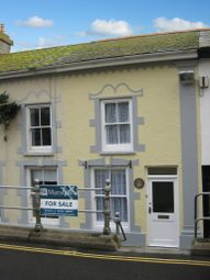Thumbnail 3 bed terraced house for sale in Fore Street, Marazion