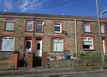 Thumbnail 3 bedroom terraced house to rent in Victoria Street, Maesteg, Bridgend