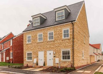 Thumbnail 3 bedroom semi-detached house to rent in Stafford Road, Sherborne