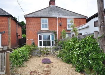 Thumbnail 2 bed semi-detached house to rent in Guyers Road, Freshwater