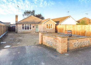Thumbnail 3 bedroom detached bungalow for sale in Church Road, Walsoken, Wisbech