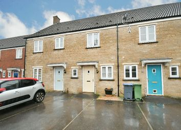 Thumbnail 2 bedroom terraced house for sale in Linnet Road, Calne