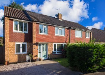 Thumbnail 4 bedroom semi-detached house for sale in Southdown Close, Haywards Heath