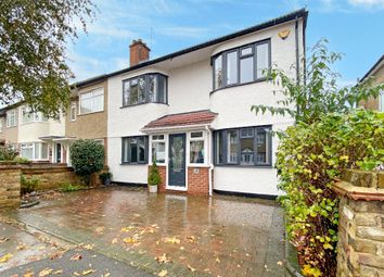 Thumbnail 3 bed end terrace house for sale in Paignton Road, Ruislip, Middlesex