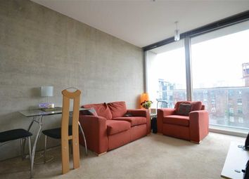 Thumbnail 1 bed flat to rent in Timber Wharf, Manchester City Centre, Manchester
