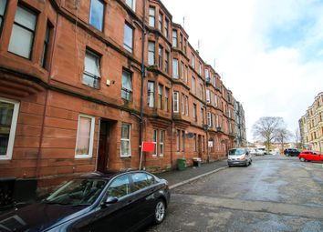 Thumbnail 3 bed flat for sale in Clarence Street, Paisley