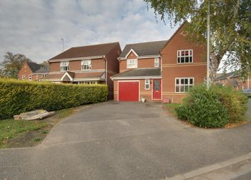 Thumbnail 4 bed detached house for sale in Britannia Gardens, Spalding