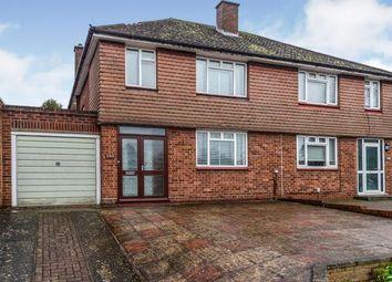 Thumbnail 3 bed semi-detached house for sale in Park Avenue, Bushey, Hertfordshire, .