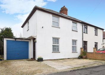 Thumbnail 3 bed semi-detached house for sale in Coverley Road, Headington