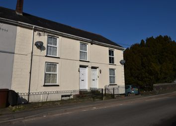 Thumbnail 3 bed end terrace house for sale in Pencader, Carmarthenshire