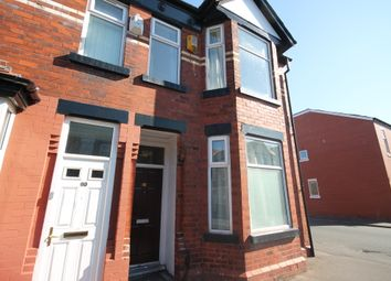 Thumbnail 4 bed end terrace house to rent in Braemar Road, Fallowfield, Manchester